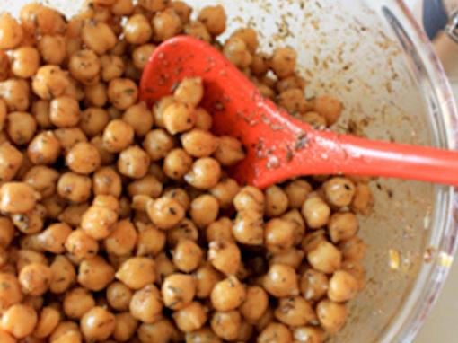 Bite'm con especias y pistachos